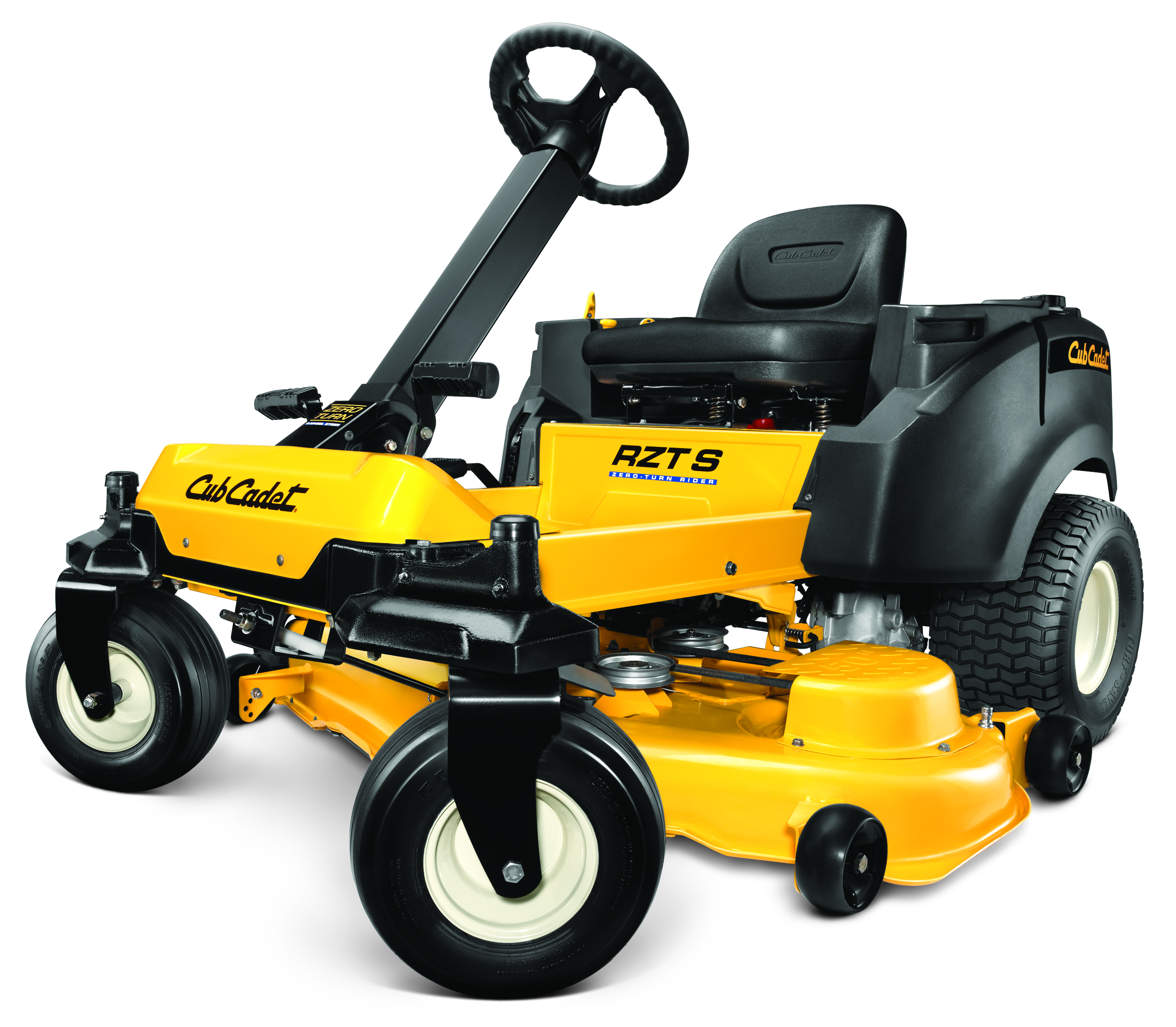 Cub Cadet 174 Offers Homeowners The Smartest Zero Turn Riders