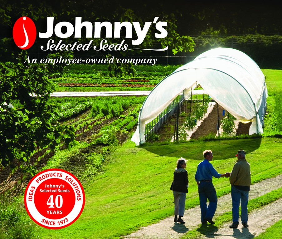 Johnny's seeds coupon code 2018