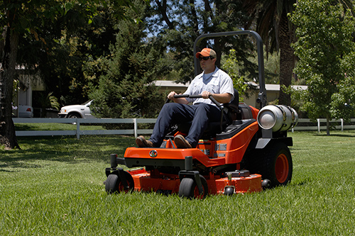 "Kubota launches ""For Earth, For Life"" photo contest for a chance to win eco-friendly Kubota mower."