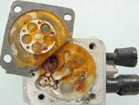 Carburetor Corrosion