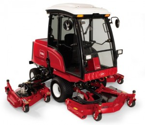 Toro Groundsmaster with All-Season Cab