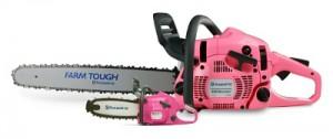 Husqvarna Pink Chainsaw