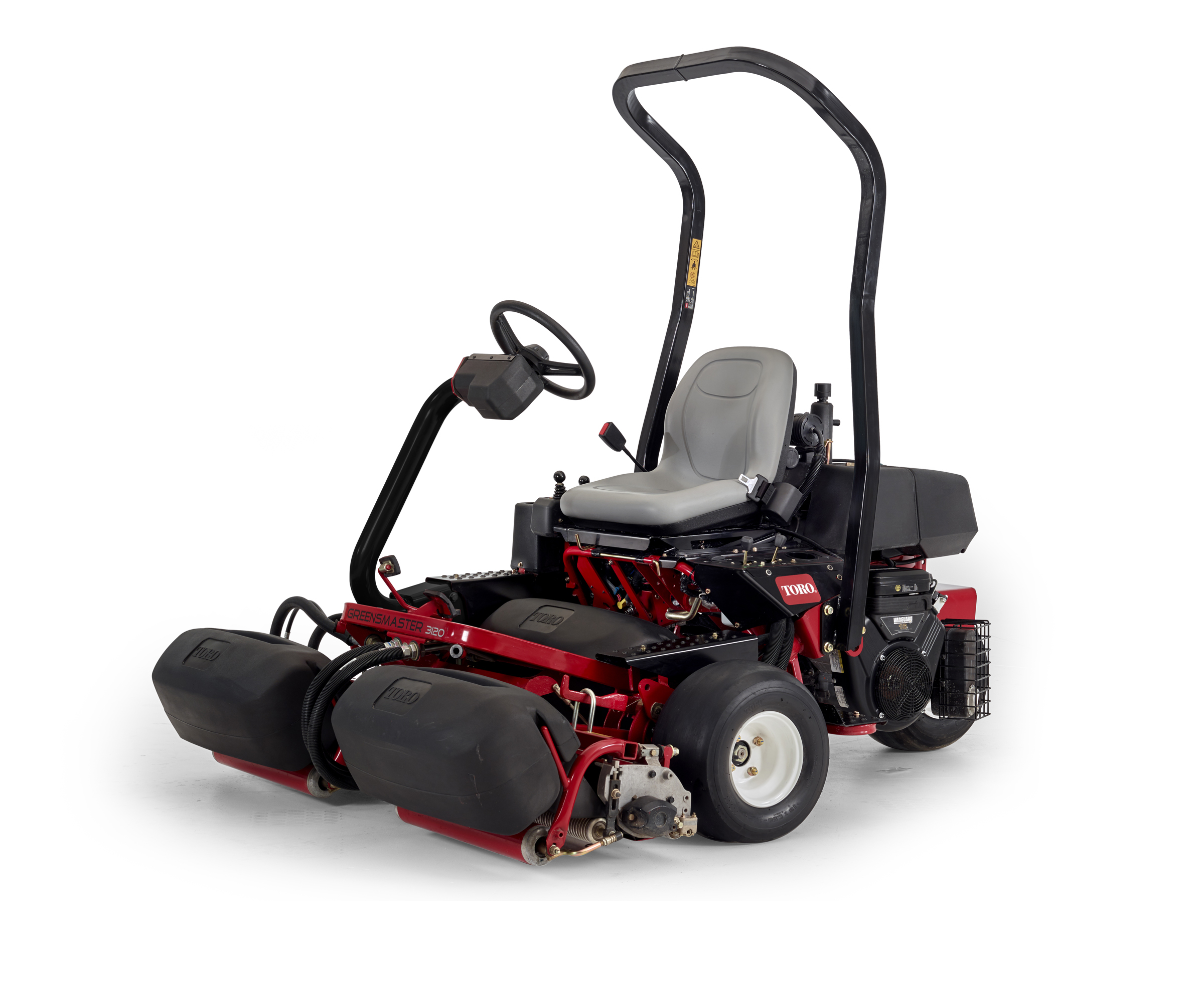 Lawn World Toro Introduces New Greensmaster 3120 Riding